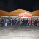 Başkan Ercengiz, üniversite öğrencilerini dinledi