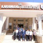 Başkan Ercengiz ilçe ziyaretlerine devam ediyor