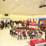 Başkan Ercengiz'den çocuklara karne hediyesi