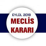 BELEDİYE MECLİS KARAR ÖZETLERİ