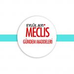 T.C. BURDUR BELEDİYE MECLİS BAŞKANLIĞI GÜNDEM