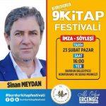 Kitap Festivali - İmza Söyleşi - Sinan MEYDAN