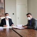 İleri Biyolojik Arıtma Tesisi İmzaları Atıldı