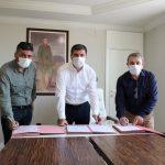 Burdur Belediyesi İleri Biyolojik Atıksu Arıtma Tesisi İnşaatı başlıyor.