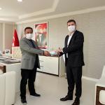 Başkan Ercengiz'den Berber, Kuaför ve Güzellik salonlarına destek