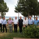 CHP'li İl Belediye Başkanları ziyaret turu