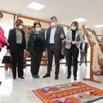Belediye Başkanlarından Başkan Ercengiz'e ziyaret
