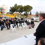 Başkan Ercengiz, İl Özel İdaresi Personeli ile kahvaltı da bir araya geldi